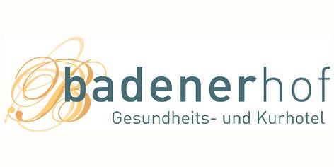 Logo Gesundheits- und Kurhotel Badener Hof